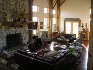 Middletown barn photo - one of many comfortable living areas