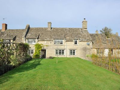 Beautiful Cotswold Stone Cottage, In Old Minster Lovell, With Lovely Views