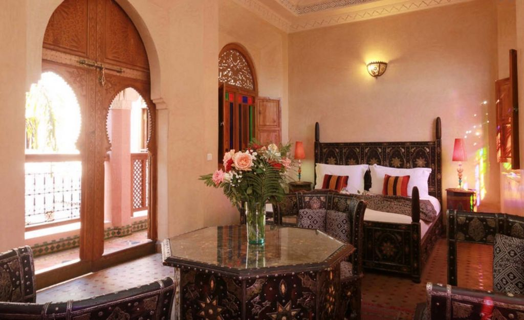 Luxury Riad with Pool, Hammam & Spa in Medina Marrakech price per room