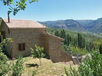 Authentic Country House, With Splendid Mountain Views And Complete Privacy