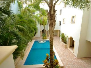 Playa del Carmen condo photo - Large and inviting community pool,