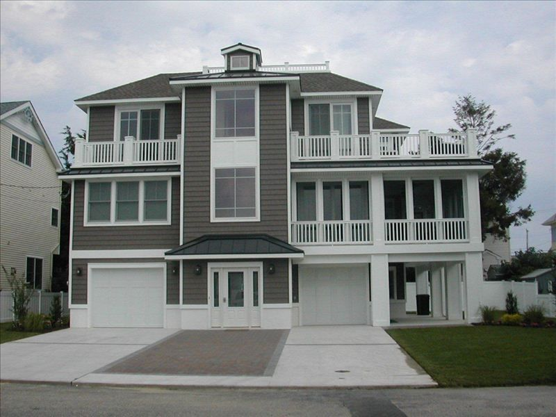Bring grandma to the shore brand new vrbo for 3 story house with rooftop deck