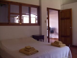 King bedroom (ground floor)