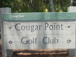 Kiawah Island villa photo - Kiawah's Cougar Point Golf Course