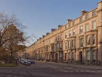 Family Rentals in Edinburgh