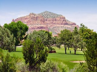 Sedona condo photo - Golf Course On-Site at the Ridge on Sedona Golf Resort