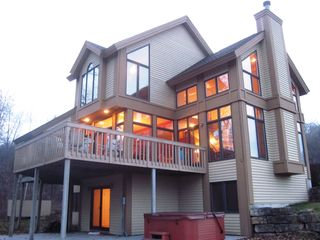Galena house photo - Modern 5 bedroom 5.5 bath vacation home is ready for your Galena Getaway - Enjoy