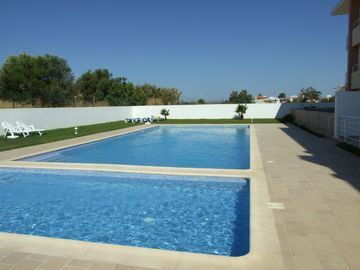 Alvor apartment rental - 3 bedroom apartment pool area