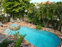 Key West Vacation Home on Canal, Dock, Pool