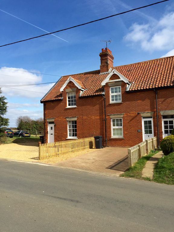 Former Period Church Cottage close to North Norfolk Coastal Beaches