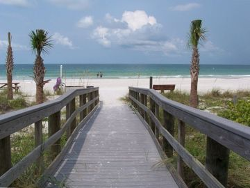 Indian Shores condo rental - Indian Shores Beach access