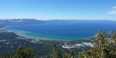 Beautiful Lake Tahoe!