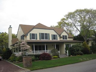 Hampton Bays house photo - View of house from street
