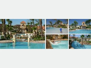 Regal Palms house photo - Spectacular Pool with Waterslide and Lazy river