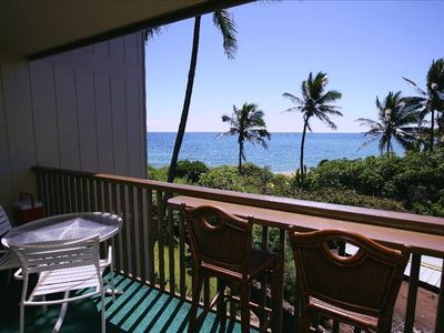 Enjoy The View From Your Private Lanai