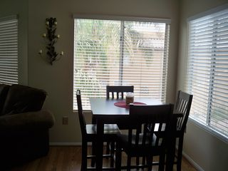 Chandler condo photo - Relaxed dining area