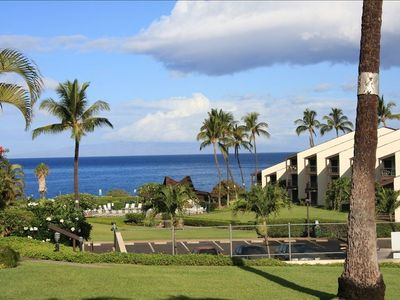 Spectacular Ocean views from one of the best locations in  Hale Kamaole
