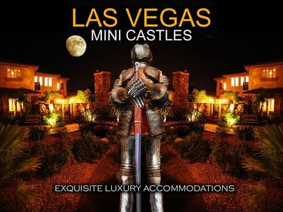 Welcome to the one and only Las Vegas Mini Castle Estates!!!
