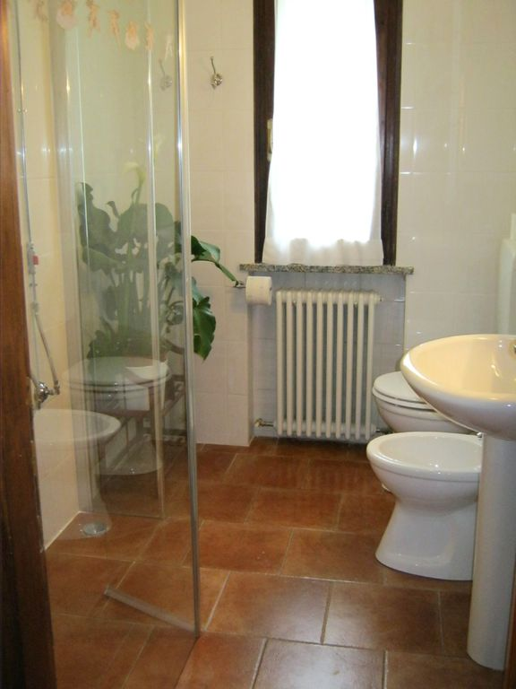 shower room, Apartamento Michelangelo