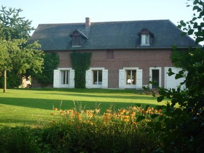 Normandy - Lovingly restored farm in the heart of the Pays d'Auge - Pressoir