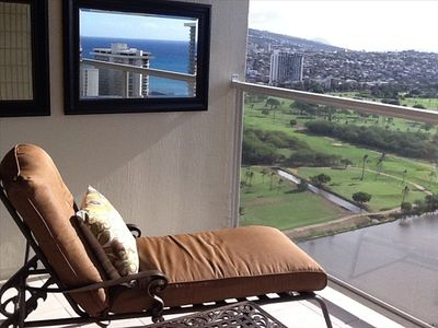 Honolulu condo rental