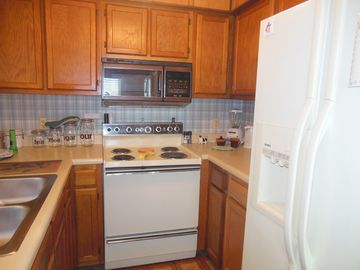 Snowshoe Mountain condo rental - Kitchen in one of the two condos - each similar with same equipment.