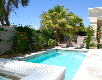 La Quinta house rental - Private Pool and Yard