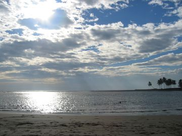 We are located at one of the best beaches in El Salvador