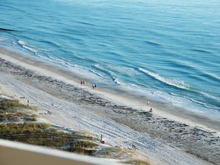 Redington Shores condo photo - View from the balcony.