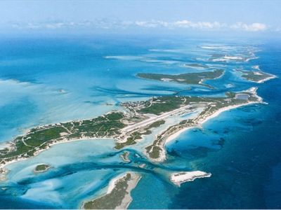 Staniel Cay and the many islands to explore