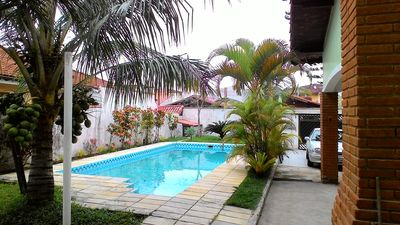 Total Tranquility / Arpoador !! Townhome w / 3 suites, swimming pool 8x4 !!!
