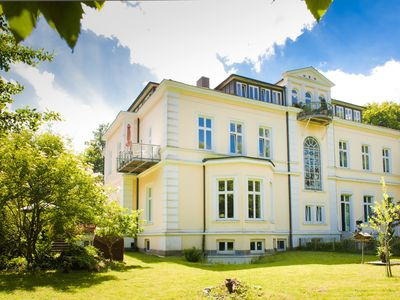 Stylish living in the castle by the sea, direct beach location