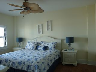 Wrightsville Beach condo photo - Master Bedroom with King Bed