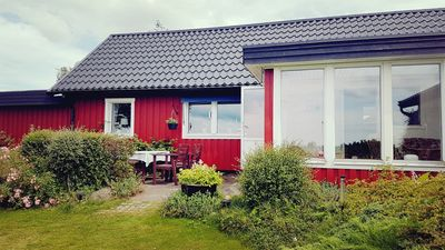 Welcome to a charming accommodation on the Bjäre Peninsula with wonderful views