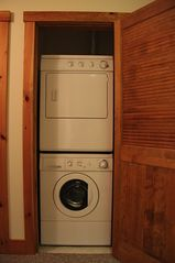 Jay Peak condo photo - In unit laundry