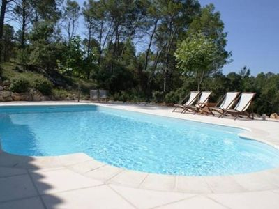 Provencal house quiet but close to all activities