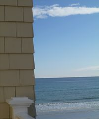 Moody Beach house photo - view from second floor balcony
