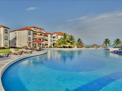 Ambergris Caye condo rental - Grand Caribe - One of Ambergris Caye's Newest and Most Exclusive Resorts!