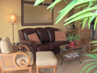 Cocoa Beach condo photo - Luxurious Living room Furniture
