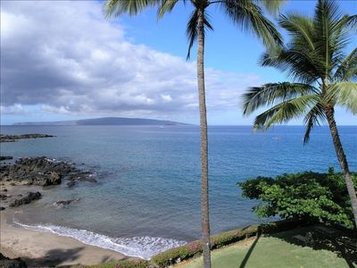 Luxurious Oceanfront Makena Surf Three Bedroom Condo - Newly Remodeled