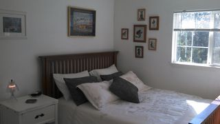 Monterey house photo - Fabulous and clean master bedroom with warm down comforter and soft linens.
