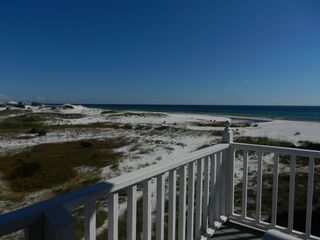 View from Vista Dunes Deck - Grayton Beach house vacation rental photo