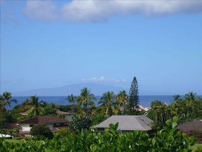 Beautiful Ocean and Fairway Views- A 2-minute drive takes you there!