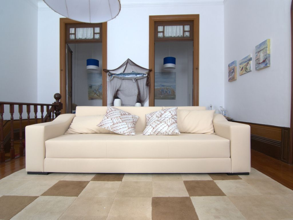 Accommodation near the beach, 76 square meters,