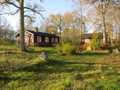 Renovated cottage to relax at Kalmar Karlskrona and the Kingdom of Crystal