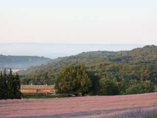 Gordes farmhouse photo - Lavander and the Luberon