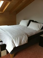Leysin chalet photo - Master bedroom
