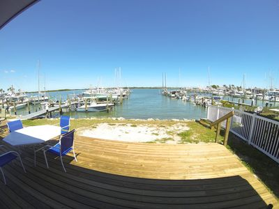 Waterfront 3 Br 2 Ba Home On Ocean Inlet In A Small Ft Pierce Florida