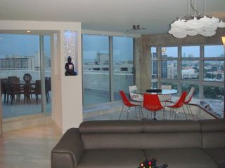 Dining Area - South Beach apartment vacation rental photo