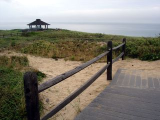 Hyannis - Hyannisport house photo - One of many quiet beaches you can walk from the home.